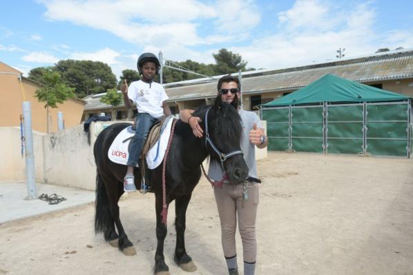 """<center>Jour 12 : """"S'envoler vers le Rêve  ...""""<br> Rencontre avec les poneys <br> au Centre Equestre Pastré"""