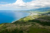 <center>Baptême d'hélicoptère :<br> les marmailles de 1000 Sourires  <br>découvrent leur ville vue du ciel