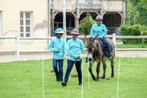 """<center>""""S'envoler vers le Rêve ...""""  <br> Jour 13 : De la Bergerie Nationale au Parc des Princes :  Une journée éducative et sportive pour les petits réunionnais"""