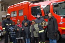 18, voilà les Pompiers de Paris ….