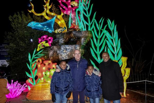 """<center>""""Un Incroyable Noël...."""" <br>Jour  3 :  A la découverte de la Ménagerie <br> du Jardin des plantes ..."""