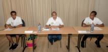 <center>15ème Anniversaire - 23 juin 2021 : Jour 2<br> Conférence de presse avec  Fabrice Abriel <BR>et Marie-Antoinette Katoto