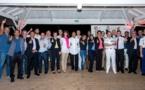 <center>L'Association 1000 Sourires,  Symbole de Solidarité<br> fête ses 10 ans au Lux* Saint-Gilles