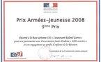 L'Association 1000 Sourires distinguées avec la B.A. 181 !