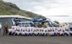 <center>Opération citoyenne avec la Gendarmerie<br> pour les marmailles de l'Etang