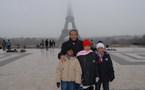 A la découverte de Paris  ....