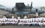 <center>Expériences militaires et scientifiques <br> au Détachement Air 181