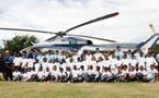 La Gendarmerie accueille les enfants des Hauts de Saint-Paul …