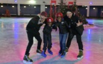 """<center>""""Noël de Rêve à Marseille""""<br> Jour 3 / jeudi 21 décembre 2017<br> MuCEM ... patinage et cadeaux ...."""