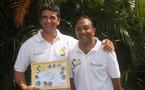Malik UNIA, quadruple champion de la Réunion de Rallye – Parrain de l'Association 1000 Sourires