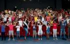 <center> 150 sourires au cinéma <br>avec Nestlé Réunion