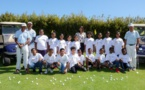 <center>Initiation au golf <br>pour les marmailles de 1000 Sourires