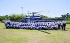 La gendarmerie accueille les marmailles des quartiers de Savannah et de bellèmène