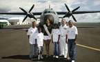 1000 Sourires  parraine son 4000ème enfant à la Base Aérienne 181