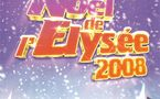 Noël 2008, 1000 Sourires invitée à l'Elysée