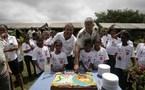 2006 -2011 : Cinq années grandioses pour les marmailles  et une 100ème opération fêtée avec le RSMA-R