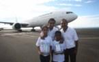 <center>1000 Sourires parraine son 5000ème enfant<br>  à la Base Aérienne 181