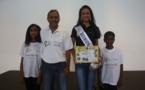 Voyage des 5000èmes enfants parrainés à Paris: les Mots du Président Ibrahim Ingar, du Parrain Fabrice Abriel et de la Marraine Miss Réunion 2012