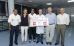 1000 Sourires et SFR font perdurer l'espoir en contribuant à la recherche