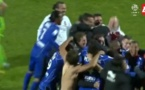 Ajaccio 0 - 2 Nice