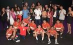 <center>Les artistes péi font la fête au Téat Champ Fleuri, le samedi 10 juillet 2021