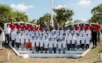 <center>Misison commando avec le 2ème RPIMa  <br> pour les marmailles de 1000 Sourires
