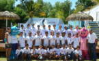 <center>Le parc AkOatys accueille  <BR> les V.I.M.  de   1000 Sourires <BR> pour une journée de rêve et de surprises