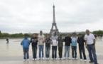 Samedi 10 mai : ici cest Paris !!!