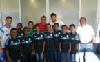 <center>Jeudi 21 mai 2015  : A la rencontre de Bielsa et ses joueurs