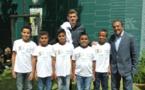 <center>Lundi 25 mai 2015   : Un jour à Roland-Garros ...
