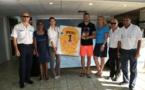 <center>Nicolas Douchez à la Réunion <br> sur invitation de 1000 Sourires