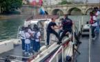 """<center> Jour 11 : """"S'envoler vers le Rêve  ... """" : <br> Les VIM chez les sapeurs pompiers de Paris"""