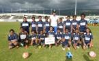 """<center>Wendie Renard, Capitaine de l'OL et de l'équipe de France Féminine de Football <br>Marraine de """"Foot en VIM"""" 2016"""